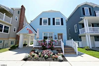 Margate Single Family Home For Sale: 302 N Vendome Ave