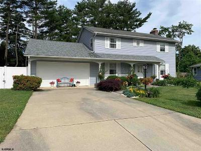 Vineland Single Family Home For Sale: 46 Boxwood Dr Dr