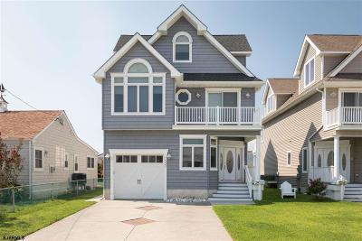 Brigantine Single Family Home For Sale: 222 S 5th Street