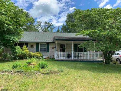 Millville Single Family Home For Sale: 909 Shar Lane Blvd Blvd