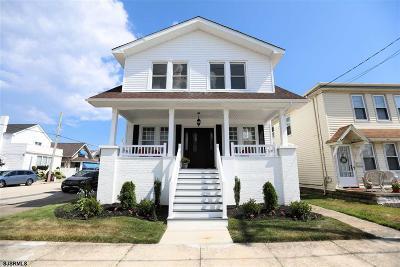 Ventnor Single Family Home For Sale: 7112 Ventnor Ave
