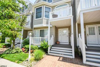 Margate Condo/Townhouse For Sale: 1 S Douglas Ave #2