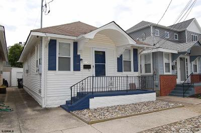 Ventnor Heights Single Family Home For Sale: 224 N Oxford Ave