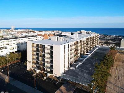 Ocean City Condo/Townhouse For Sale: 935 Ocean Ave #401