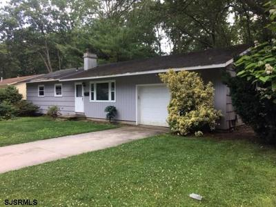 Linwood Single Family Home For Sale: 415 W Edgewood Ave