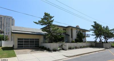 Ventnor Single Family Home For Sale: 5110 Boardwalk