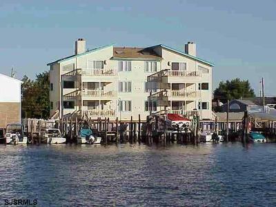 Brigantine Condo/Townhouse For Sale: 444 W Shore #6