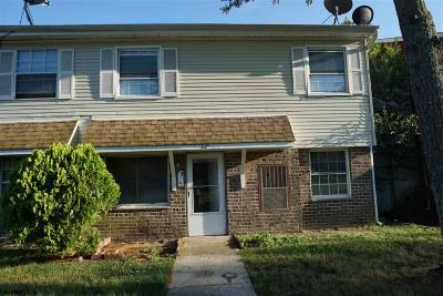 Absecon Condo/Townhouse For Sale: 720 S New Road #1p #1P