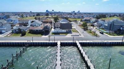 Brigantine Single Family Home For Sale: 1106 Jenkins Pkwy