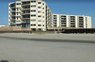 Longport Condo/Townhouse For Sale: 2700 Atlantic Avenue #512