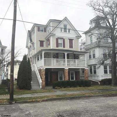 Ocean City Condo/Townhouse For Sale: 420 Central Ave #C