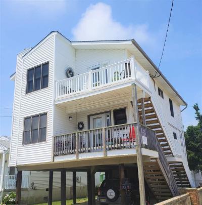 Ocean City Condo/Townhouse For Sale: 716 Simpson Ave #Unit A