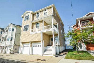Atlantic City Single Family Home For Sale: 835 N Massachusetts Ave