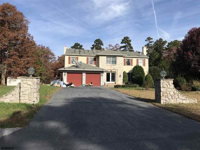 Mays Landing Single Family Home For Sale: 2453 Lahn Ln