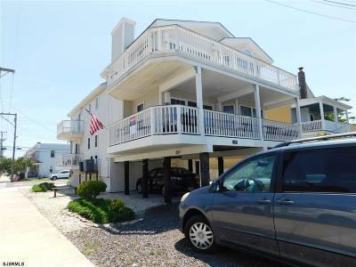 Ocean City Condo/Townhouse For Sale: 1100 Bay Ave #1st floo