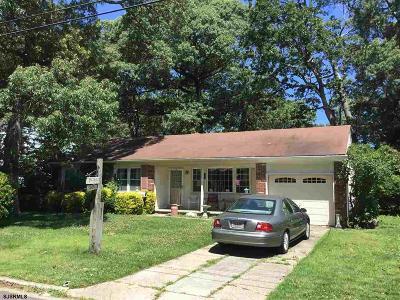 Northfield Single Family Home For Sale: 2121 Merritt Dr