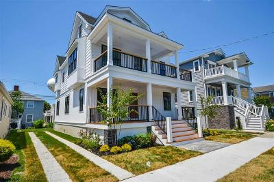 Margate Single Family Home For Sale: 106 N Vendome Ave