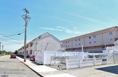 Brigantine Condo/Townhouse For Sale: 323 S 44th St. #17 #17