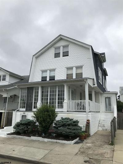 Ventnor Multi Family Home For Sale: 3 N Surrey Ave