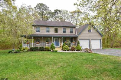 Galloway Township Single Family Home For Sale: 174 Leeds Point Road