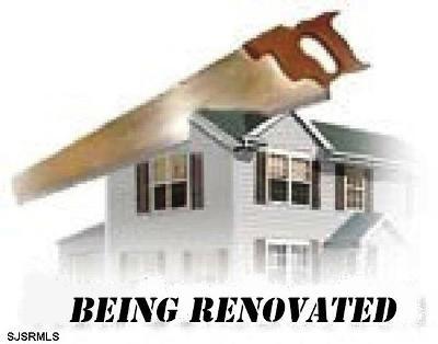 Ventnor Single Family Home For Sale: 5905 Calvert Ave