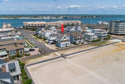 Longport Single Family Home For Sale: 1501 Beach Terrace