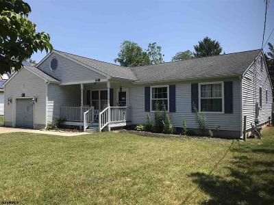 Absecon Single Family Home For Auction: 648 Weilers Ln