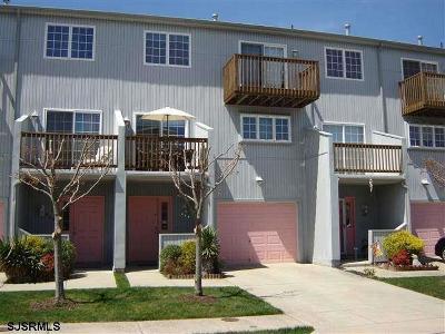 Brigantine Single Family Home For Sale: 407 Albacore Lane