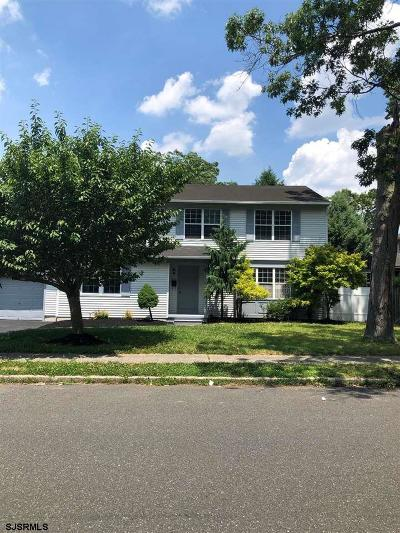 Northfield Single Family Home For Sale: 313 Mt Vernon Ave