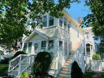Ocean City Condo/Townhouse For Sale: 137 Central Ave #2