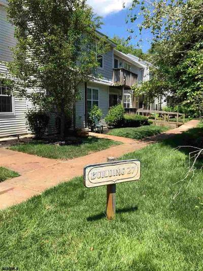 Absecon Condo/Townhouse For Sale: 27 B S Oyster Bay Road #27 b