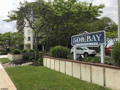 Ocean City Condo/Townhouse For Sale: 500 Bay Ave #507N
