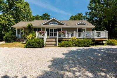 Vineland Single Family Home For Sale: 1669 Maurice River Pkwy