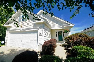 Millville Single Family Home For Sale: 215 Cottage