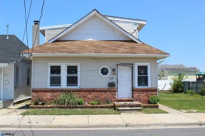 Ventnor Single Family Home For Sale: 509 N Somerset Ave