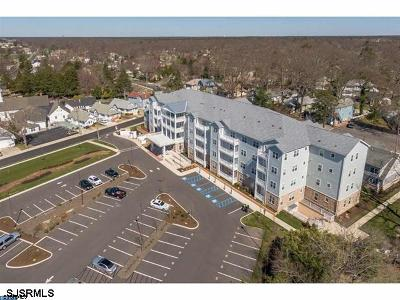 Absecon Condo/Townhouse For Sale: 1 Mechanic St Street #211