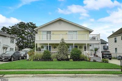 Brigantine Condo/Townhouse For Sale: 39 Lighthouse Dr #b