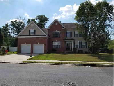 Millville Single Family Home For Sale: 1 Tomasello Dr