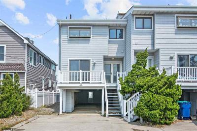 Brigantine Single Family Home For Sale: 807 Bayshore Ave # A Ave