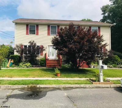Egg Harbor Township Multi Family Home For Sale: 200 Sycamore Ave