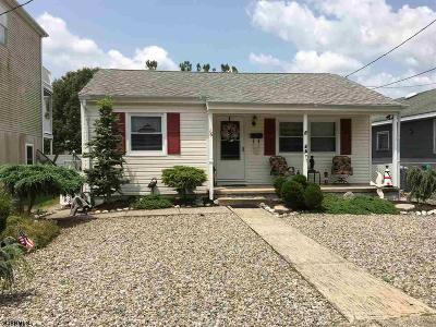 Somers Point Single Family Home For Sale: 16 Cliveden Ave
