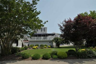 Ocean City Multi Family Home For Sale: 2611 Central Ave
