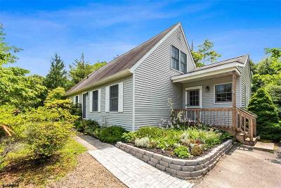 Beesleys Point Single Family Home For Sale: 10 Lenape Ln