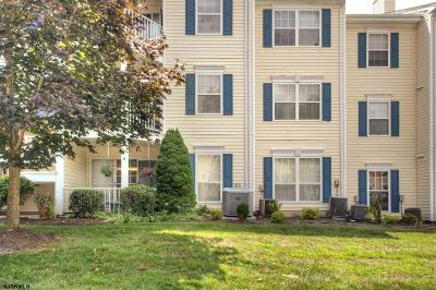 Galloway Township Condo/Townhouse For Sale: 25 Apache Ct Ct #25