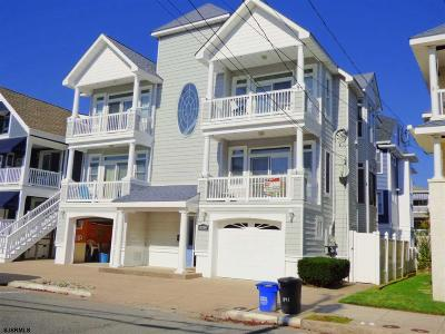 Ocean City Condo/Townhouse For Sale: 843 3rd Street #2