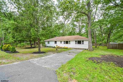 Mays Landing Single Family Home For Sale: 2615 Route 50