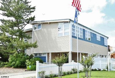 Brigantine Single Family Home For Sale: 404 27th St S Street
