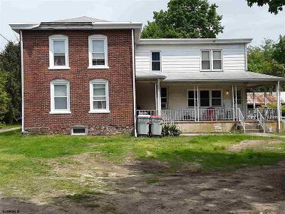 Vineland Multi Family Home For Sale: 2025 N Delsea Dr Dr