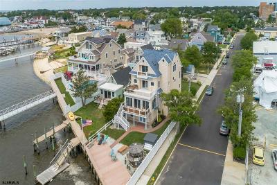 Somers Point Single Family Home For Sale: 138 Decatur Ave