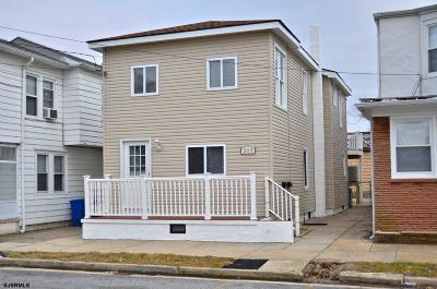 Ventnor Multi Family Home For Sale: 203 N Dudley Ave